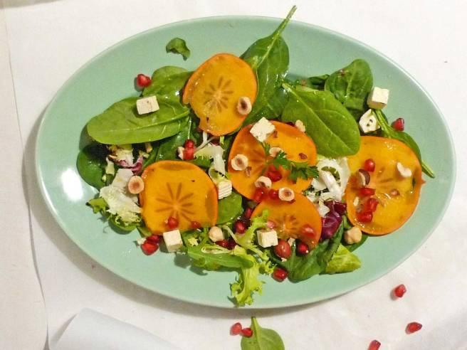 salade-kaki